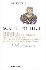 Copertina di 'Scritti politici'