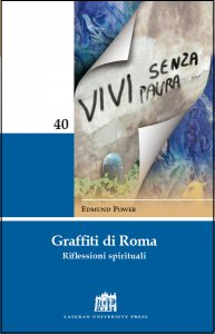 Copertina di 'Graffiti di Roma. Riflessioni spirituali.'