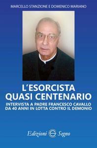 Copertina di 'L' esorcista quasi centenario'