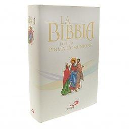 Copertina di 'La Bibbia della Prima Comunione'