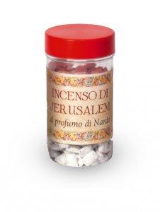 Copertina di 'Incenso Jerusalem al profumo di nardo - confezione da 50 gr'