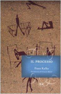 Copertina di 'Il processo'