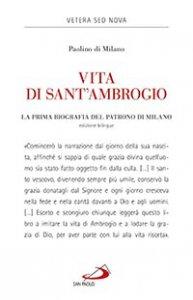 Copertina di 'Vita di sant'Ambrogio'