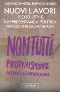 Copertina di 'Nuovi lavori, Flexicurity e rappresentanza politica'