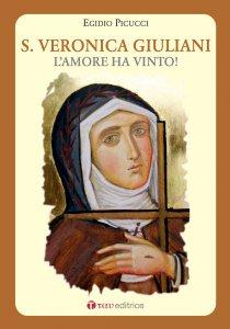 Copertina di 'Santa Veronica Giuliani'