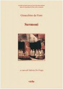 Copertina di 'Sermoni'