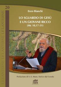 Copertina di 'Lo sguardo di Gesù e un giovane ricco (Mc 10,17-31)'