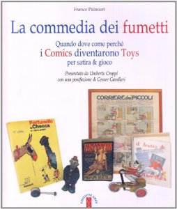 Copertina di 'La commedia dei fumetti'