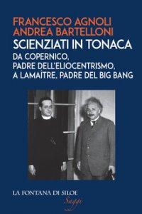 Copertina di 'Scienziati in tonaca'