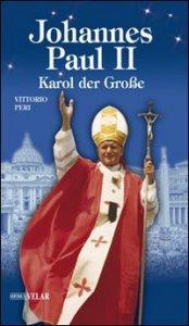 Copertina di 'Johannes Paul II. Karol der Grobe'