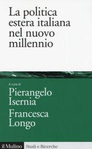 Copertina di 'La politica estera italiana nel nuovo millennio'
