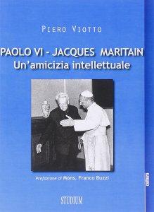 Copertina di 'Paolo VI-J. Maritain'