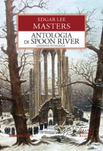 Copertina di 'Antologia di Spoon River'