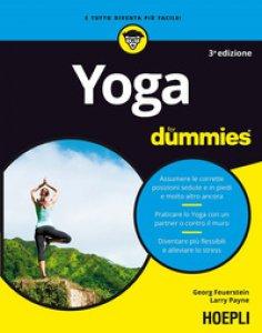Copertina di 'Yoga for dummies'