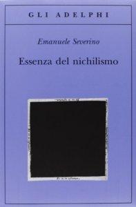 Copertina di 'Essenza del nichilismo'