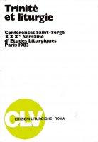 Trinité et liturgie. Atti (Parigi, 1983)