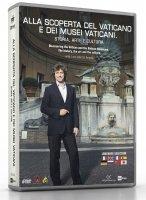 Alla scoperta del Vaticano e dei Musei Vaticani con Alberto Angela (6 DVD)