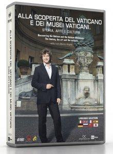 Copertina di 'Alla scoperta del Vaticano e dei Musei Vaticani con Alberto Angela (6 DVD)'
