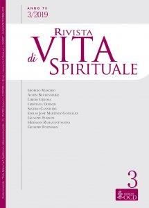Copertina di 'Rivista di Vita Spirituale'