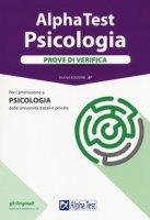 Alpha Test. Psicologia. Prove di verifica. Con software - Lanzoni Fausto, Tabacchi Carlo, Vottari Giuseppe