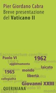 Copertina di 'Breve presentazione del vaticano II'