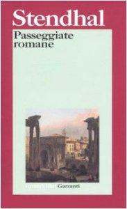 Copertina di 'Passeggiate romane'