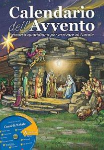 Copertina di 'Calendario dell'Avvento + cd'