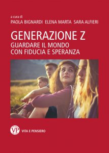 Copertina di 'Generazione Z'