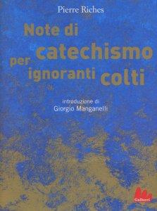Copertina di 'Note di catechismo per ignoranti colti'