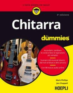 Copertina di 'Chitarra for dummies'