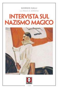 Copertina di 'Intervista sul nazismo magico'