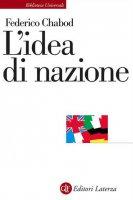L' idea di nazione - Federico Chabod