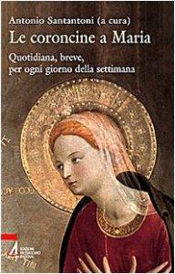 Copertina di 'Le coroncine a Maria'