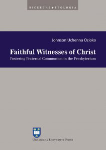 Copertina di 'Faithful Witnesses of Christ'