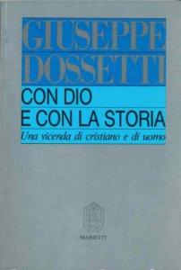 Copertina di 'Con Dio e con la storia'