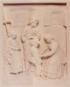 Copertina di 'Il piccolo soldato - Demetz - Deur - Statua in legno dipinta a mano. Altezza pari a 30 cm.'