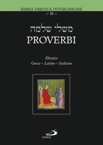 Copertina di 'Proverbi. Ebraico Greco Latino Italiano'