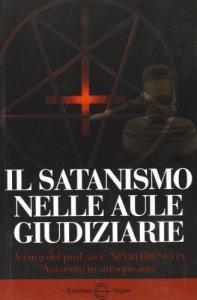 Copertina di 'Il satanismo nelle aule giudiziarie'