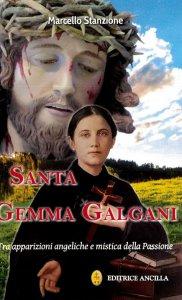 Copertina di 'Santa Gemma Galgani'