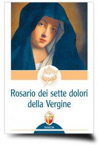 Copertina di 'Rosario dei sette dolori della Vergine'