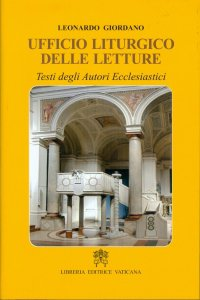 Copertina di 'Ufficio liturgico delle letture'