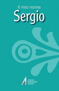 Copertina di 'Sergio'