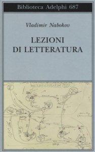 Copertina di 'Lezioni di letteratura'