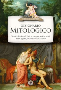 Copertina di 'Dizionario mitologico'