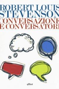 Copertina di 'Conversazione e conversatori'