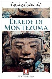 Copertina di 'L'erede di Montezuma'