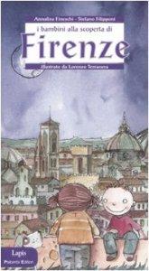 Copertina di 'I bambini alla scoperta di Firenze'