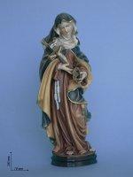 Statua Santa Rita di  su LibreriadelSanto.it