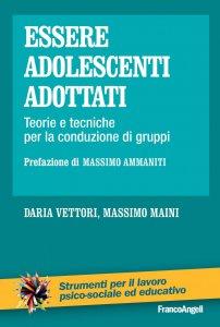 Copertina di 'Essere adolescenti adottati'