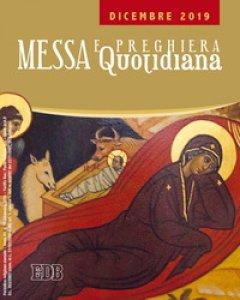 Copertina di 'Messa e preghiera quotidiana'